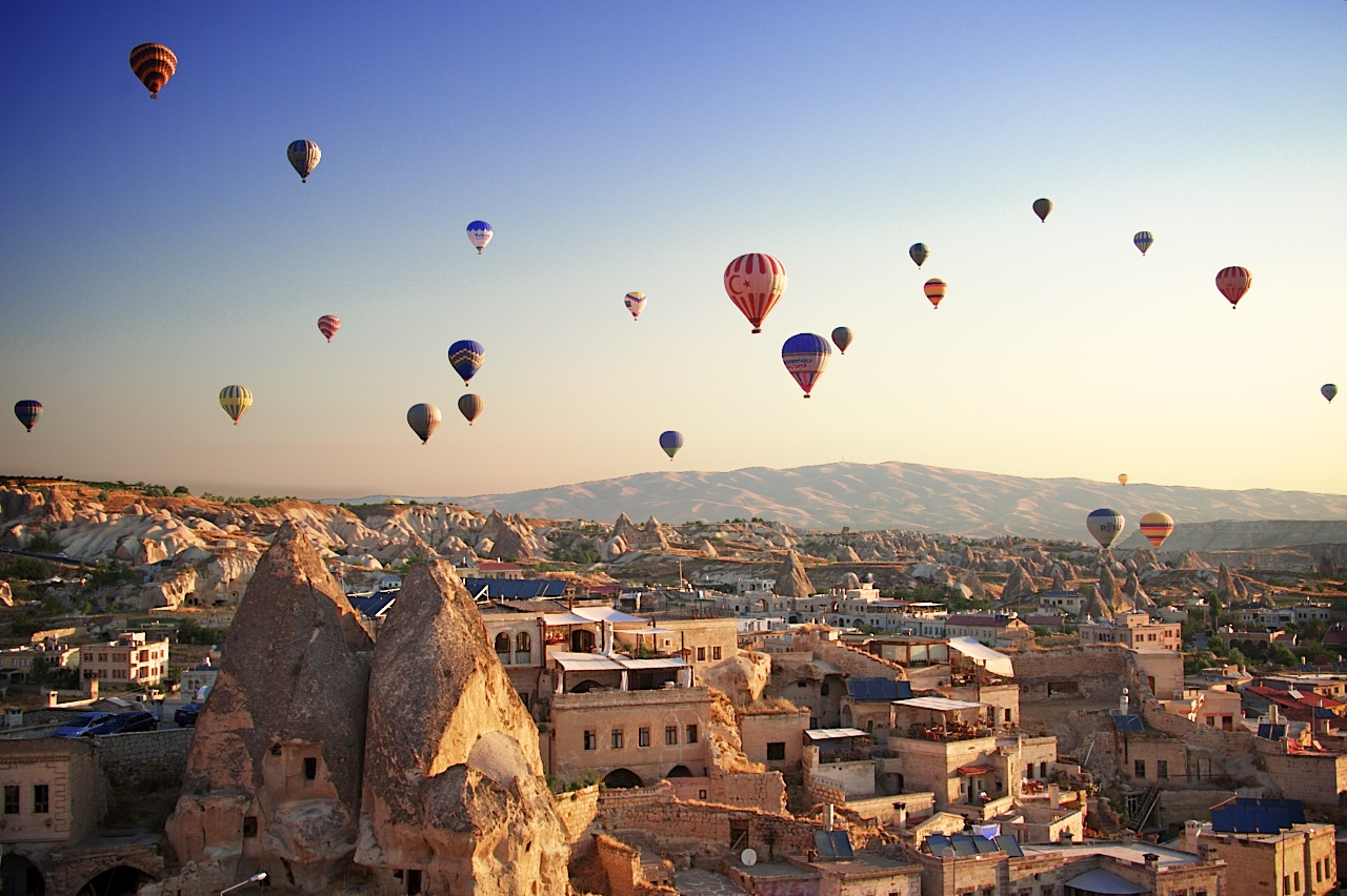 CAPPADOCIA CITY VACATION